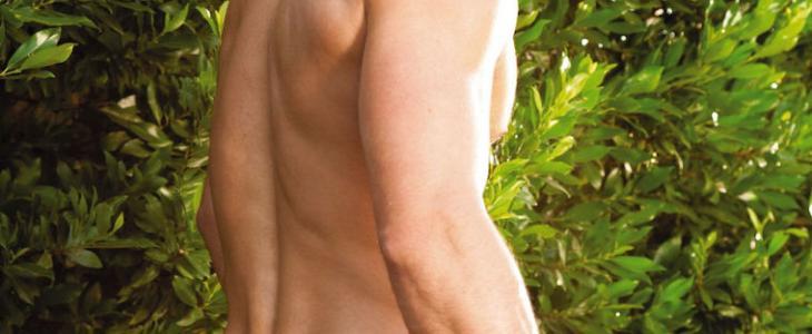 A Sexy Nudist