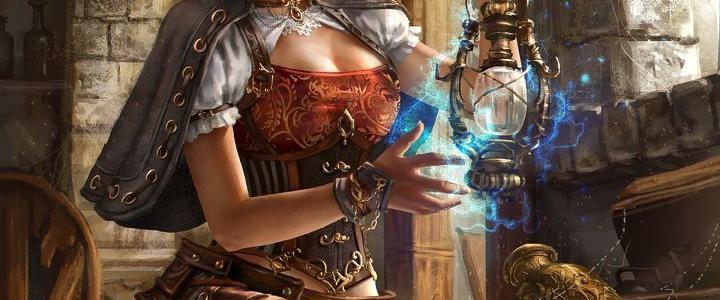 BDSM Story - Sorcery